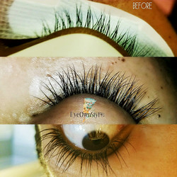 Synthetic Lash extensions