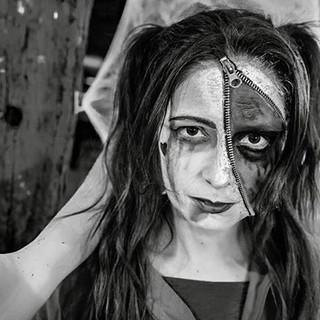 #harleyquinn #horror #photography #Hallo
