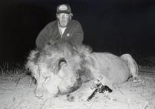 Lion '89 Tanzania Freedom Arms Stalker .
