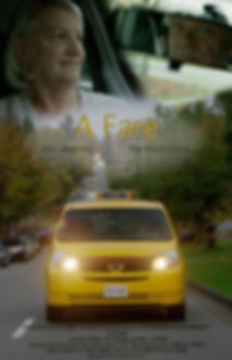 A Fare is a short film by Lily Hui and Pamela Jones