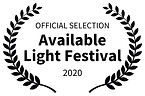 OFFICIAL SELECTION - Available Light Fes