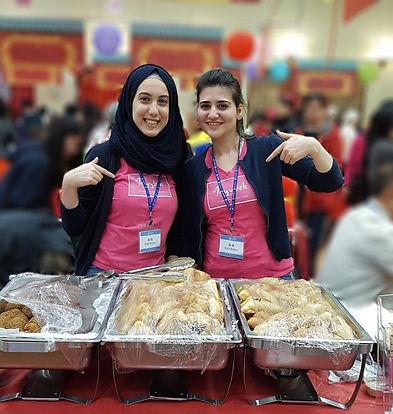 Maryam Hamdo and Mariam Herro.jpg