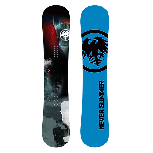 Never Summer ProtoUltra Snowboard 2022