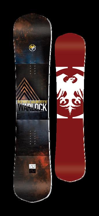 Never Summer Warlock Snowboard 2019