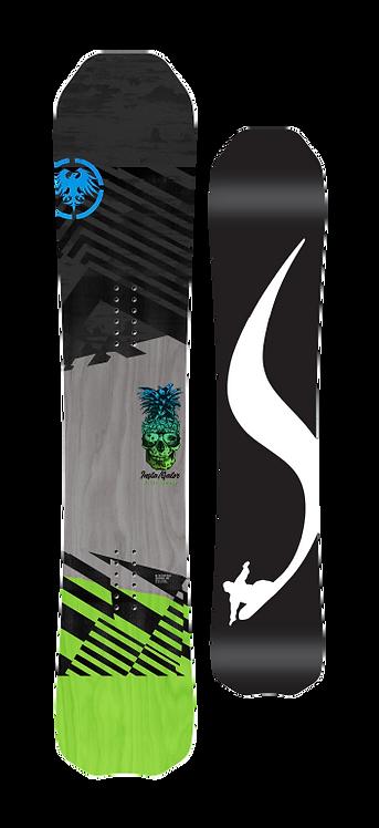 Never Summer Insta/Gator Snowboard 2019