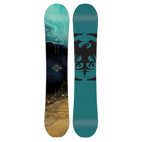 Never Summer Infinity Snowboard 2020