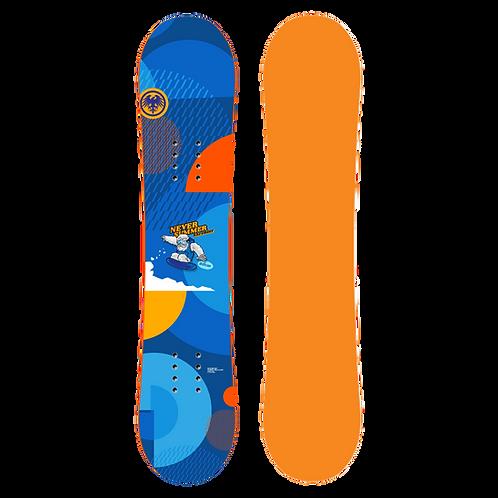 Never Summer Kid's Shredder Snowboard 2022