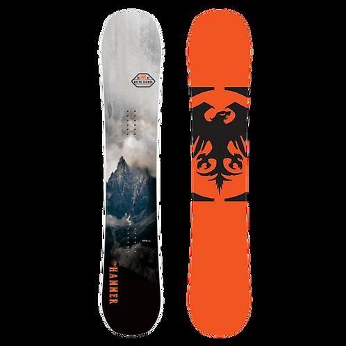 Never Summer Hammer Snowboard 2022