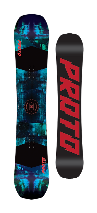 Never Summer Proto Type Two Snowboard 2019