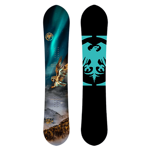 Never Summer Lady West Snowboard 2022