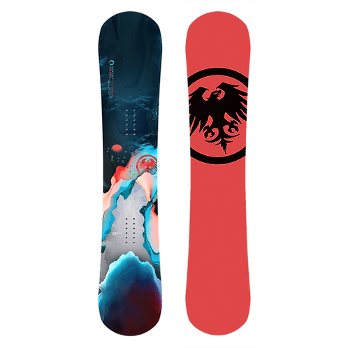Never Summer Women's ProtoSynthesis Snowboard 2022