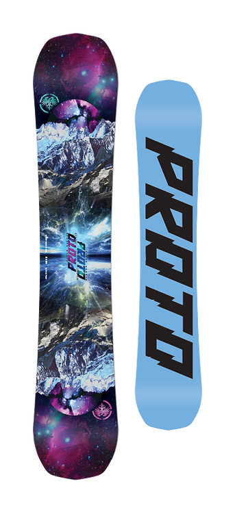 Never Summer Women's Proto Type Two Snowboard 2019