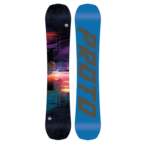 Never Summer Women's Proto Type Two Snowboard 2020
