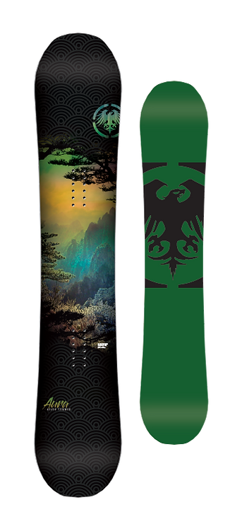 Never Summer Aura Snowboard 2019