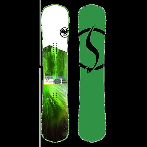 Never Summer Shaper Twin Snowboard 2022