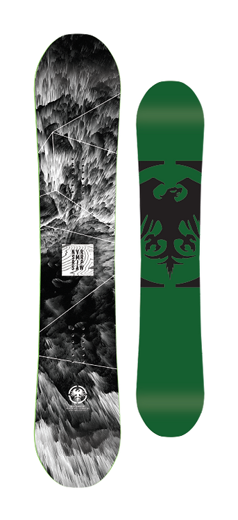 Never Summer Ripsaw Snowboard 2019