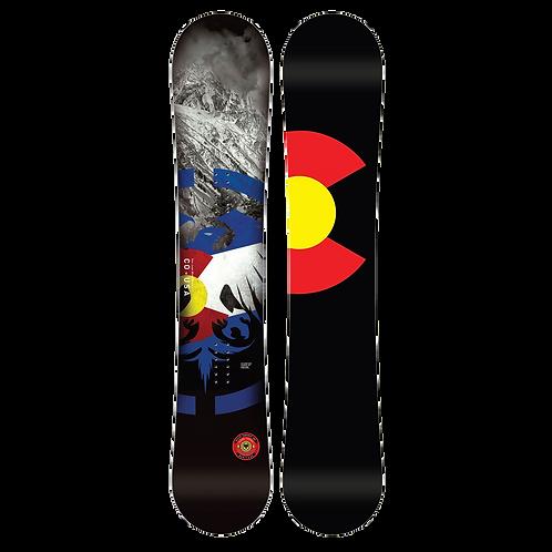 Never Summer Heritage Snowboard 2020