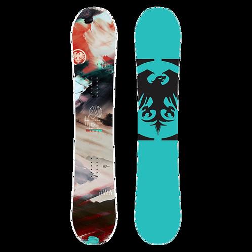 Never Summer Women's Infinity Snowboard 2022