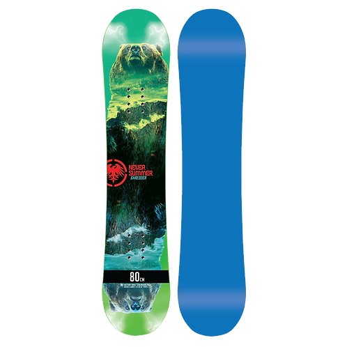 Never Summer Shredder Snowboard 2020
