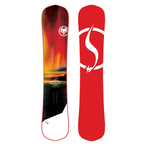 Never Summer Shaper Twin Snowboard