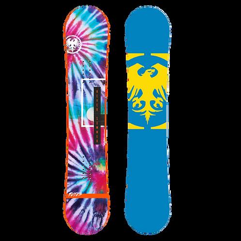 Never Summer Kid's Yutes Snowboard