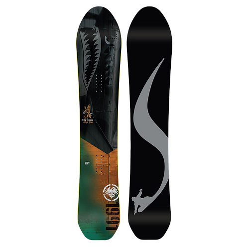 Never Summer Big Gun Snowboard 2020