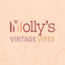 Thirteen Design Consultancy Logo Design Molly's Vintage Vibes