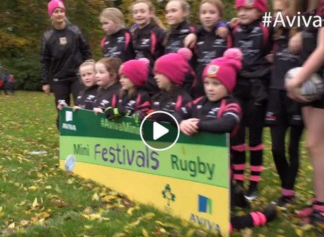 Aviva Minis Festival - City of Armagh RFC