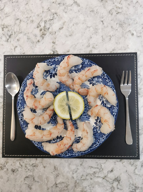 Argentinian Red Shrimp Tails (2lb Bag)