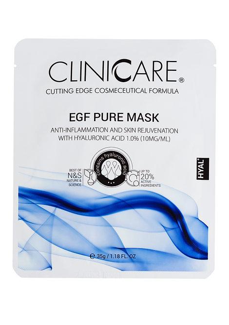 EGF Pure:  Anti-Inflammation & Skin Rejuvenation Tissue Mask