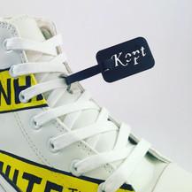 3D Printed Custom Sneaker Tag