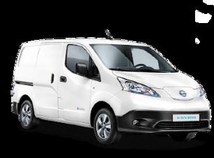 Nissan SV Van Electric