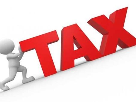 An Update On Tax In December