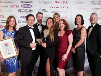 Viatel win Cloud Partner of the Year