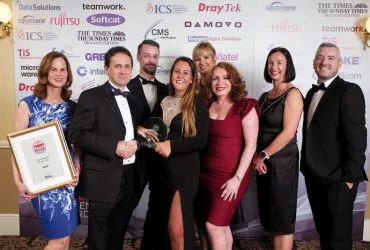 Viatel win Cloud Partner of the Year