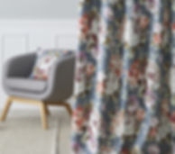 Jessica Amaranth curtain, Husk cement ch