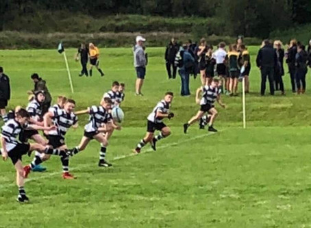 Dundalk U13 Rugby Lose to Navan
