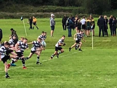 Dundalk U13 Rugby Lose to Navan