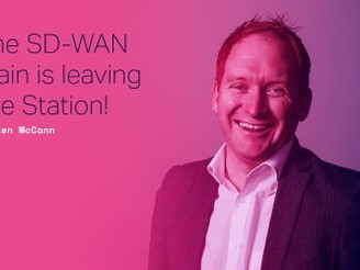 The SD-WAN Train is leaving the Station!