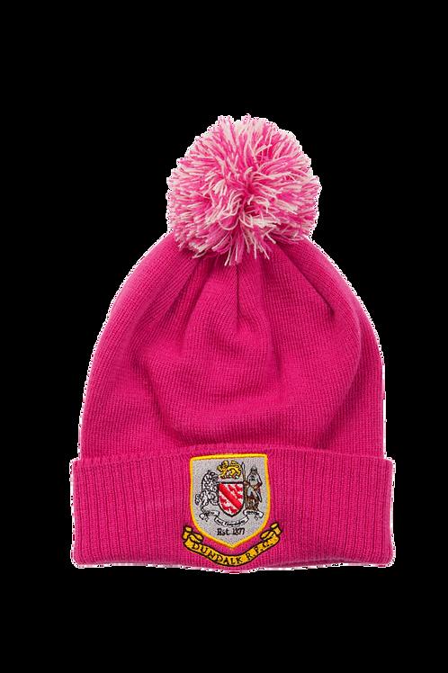 Ladies Dundalk RFC Beanie Hat