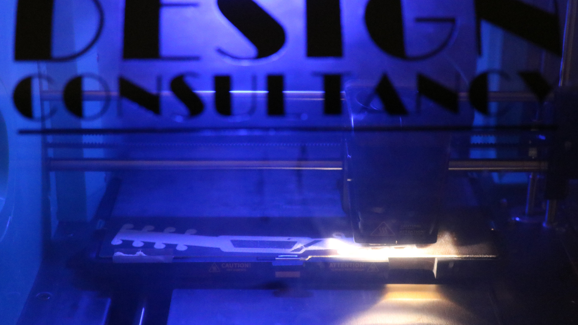 Thirteen Design Consultancy 3D Printing Prototype Development