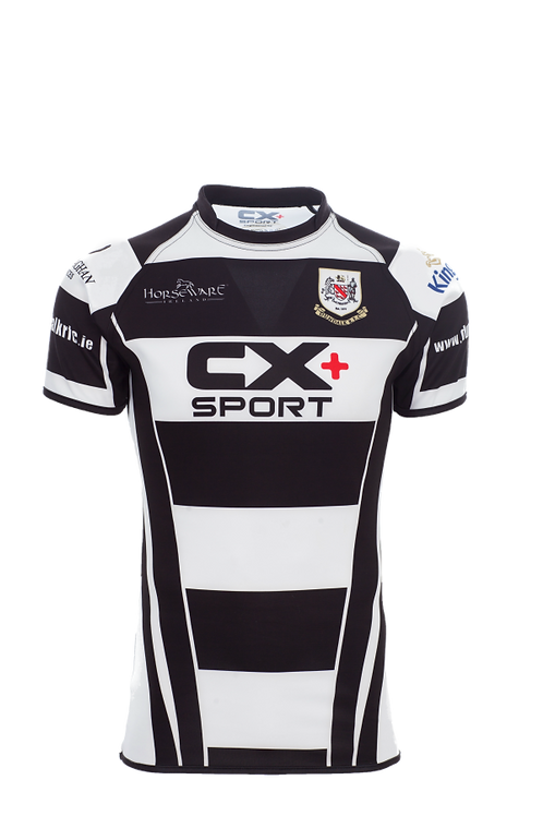 Dundalk RFC Adult Home Jersey (Pro-Fit)