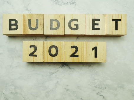Budget 2021 - All You Need To Know