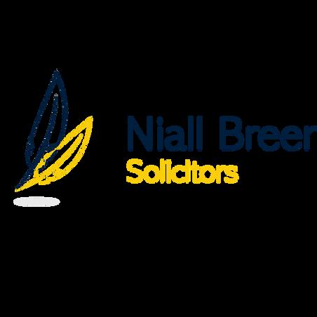 Thirteen Design Consultancy Logo Design Niall Breen Solicitors