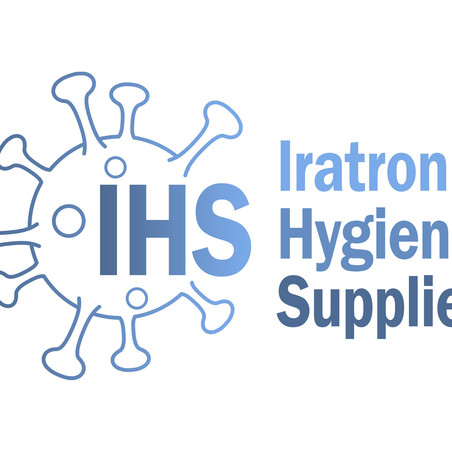 Thirteen Design Consultancy Logo Design Iratron Hygiene Supplies
