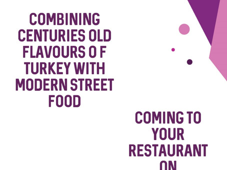 Yemek is in the Main Restaurant today, Western Gateway tomorrow and in Brookfield on Thursday!