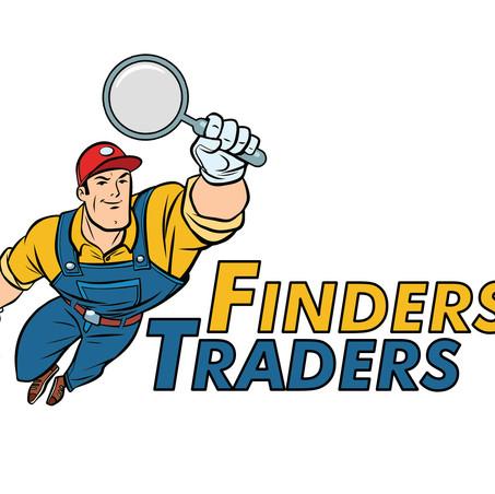 Thirteen Design Consultancy Logo Design Finders Traders