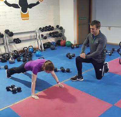 Dundalk Personal Trainer Pregnancy Gym Workout