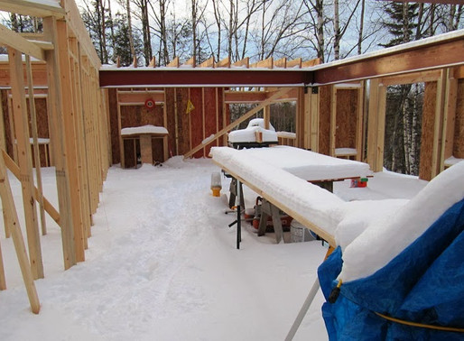 Considering building a new home this Winter?