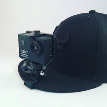 3D Printed GoPro Cap Clip